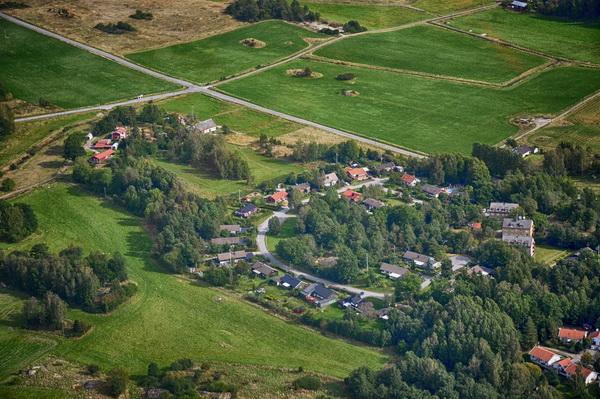 Skarpavägen, Högvreten, Bredäng