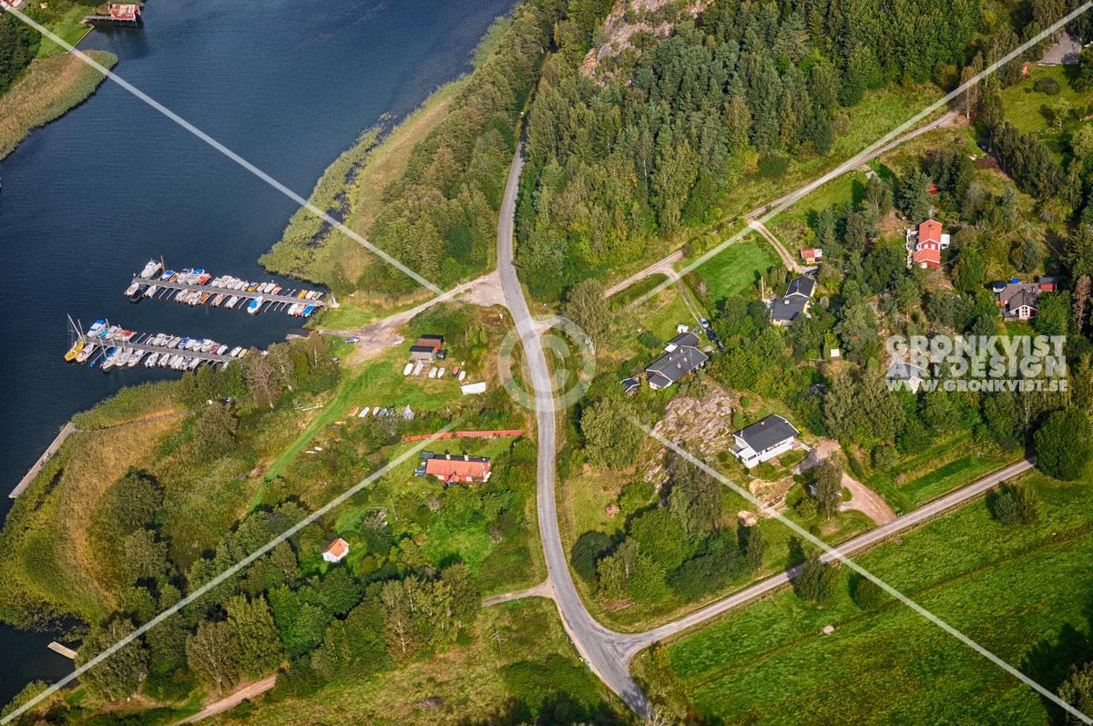 Sunds hamn, Sunds utgård, Hammarviken, Sundsvägen