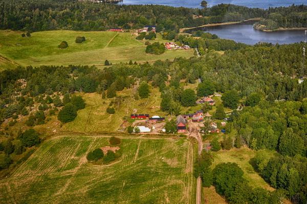 Björkdals gård, Valinge gård