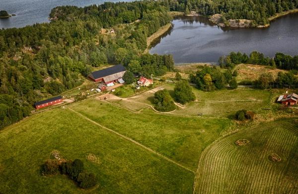 Valinge gård, Valinge