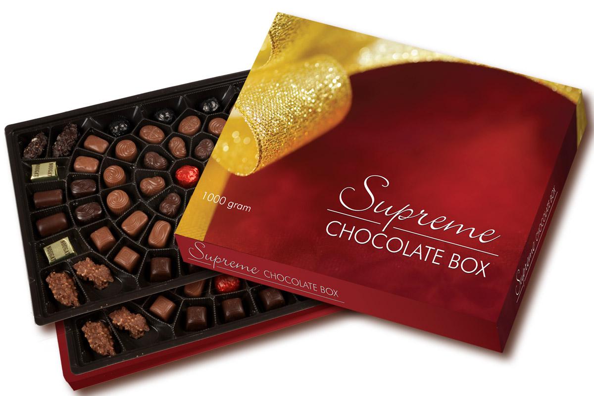 Royal Biscuit - Design av förpackningar