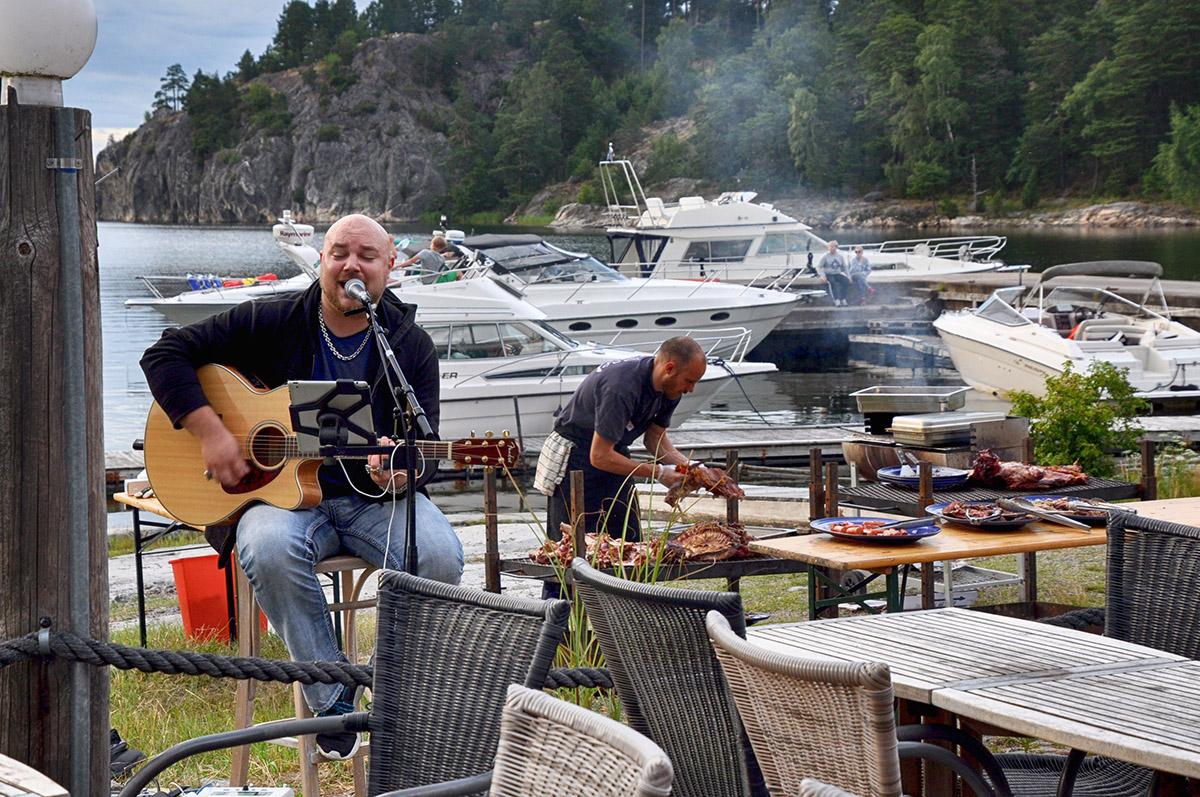 Muskö Sjökrog- Fotografering